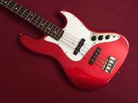 Fender Jazz Bass Guitar 62' Reissue withHard Case