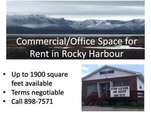 Great Location for rent in the Service Town for Gros Morne Park!