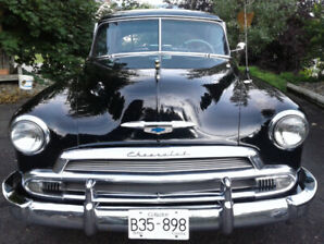 1951  Chevrolet Deluxe 2DR Hard Top