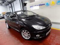 Peugeot 206 1.6HDi 110 2005MY Coupe Cabriolet Allure
