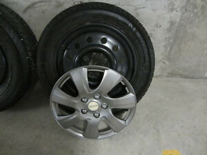 Michelin X-Ice Winter Tires Regina Regina Area image 4