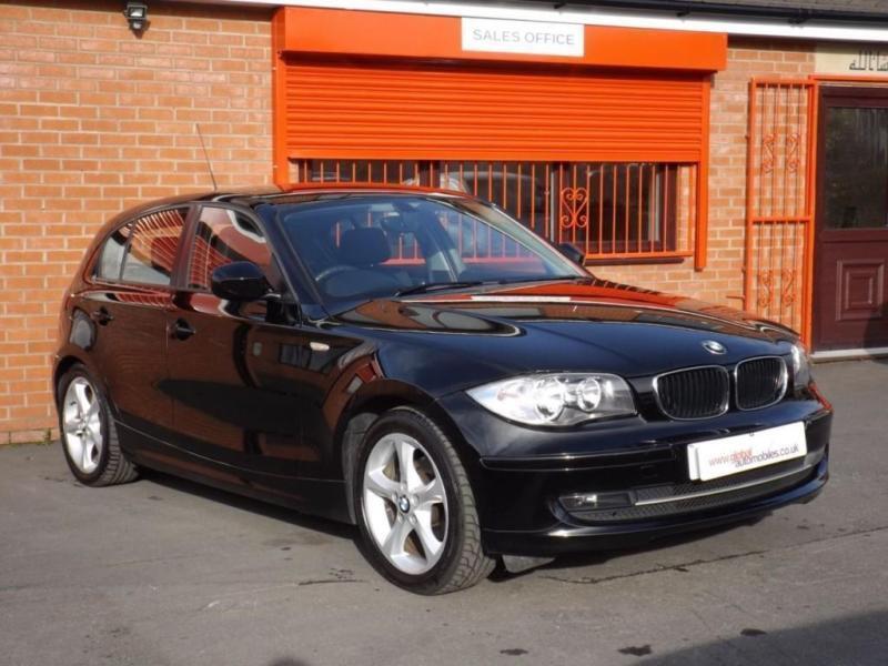 2010 10 BMW 1 SERIES 116I SPORT 2.0 5D