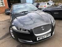 2013 Jaguar XF 3.0 TD V6 Luxury (s/s) 4dr