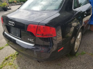 Audi A4 Parts 2.0 Turbo B7 generation All parts must go