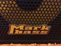 """Mark Bass 151p Traveller 15"""" Cab"""