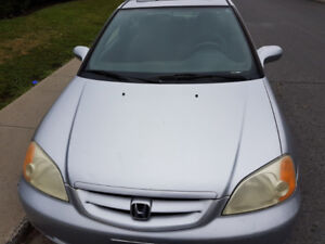 Honda Civic Si 2002 for sale