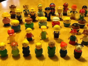 *WOW* 57 ASSORTED LITTLE PEOPLE London Ontario image 2