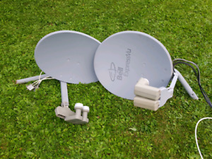 Dish Network satellite receivers