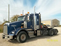 Heavy Specs with 6NZ Cat - 2002 Kenworth -20/46 axles 4 way lock
