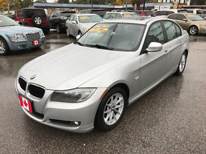 2011 BMW 3-Series 323i SEDAN....ONLY 77,000KMS...MINT CONDITION