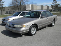1995 Ford Crown Victoria LS Sedan cert.-e-tested car proof clean