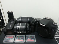 CANON 7D (DS126251) CAMERA KIT