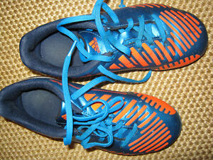 ADIDAS  soccer cleats (size 2)
