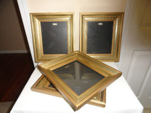 Picture Frames - Golden Color - Very Nice