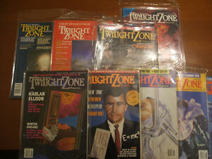 Twilight Zone Magazines Stratford Kitchener Area image 3