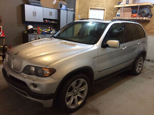 2004 BMW X5 4.8is  Open to offers