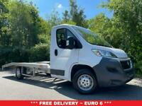 2018 18 FIAT DUCATO 2.3 35 C/C MULTIJET II 129 BHP RECOVERY TRUCK EURO 6 LWB VAN