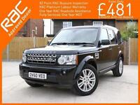 2011 Land Rover Discovery 4 - 3.0 TDV6 HSE Turbo Diesel 6 Speed Auto 4x4 4WD 7 S