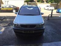 Vauxhall/Opel Zafira 1.8i 16v ( a/c ) 2000MY Comfort