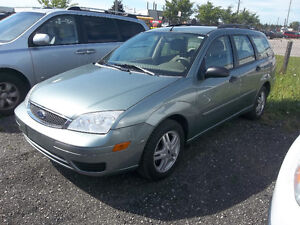 2006 Ford Focus Wagon 5 door AUTOMATIC!! MINT!!!