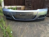 Vauxhall vectra Sri bumper