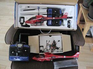 élicoptere blade cx2