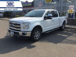 2016 Ford F-150 Lariat  - $294.27 B/W - Low Mileage