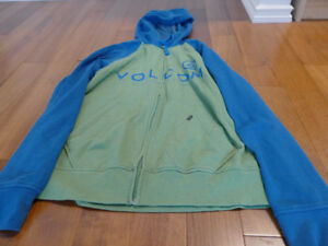 Volcom Hoodie size small in very good condition asking $10 OBO.