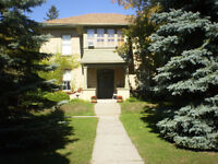East City Ptbo. Excellent Bldg&Tenants,Walk to Everything:Sept.1