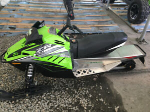 Arctic Cat ZR 200 Kid's Sled for sale