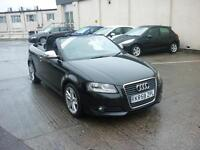 2009 Audi A3 Cabriolet 1.9TDI Sport Finance Available