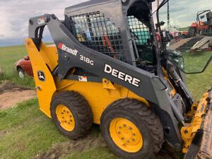 John Deere 318   Kijiji in Alberta  - Buy, Sell & Save with