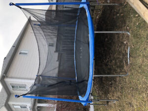 12' Foot Trampoline for Sale- Great Condition, Hardly used