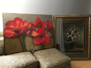 Downsizing. Quality furniture and decor for sale..
