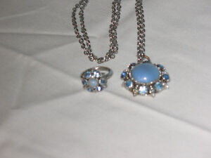 NECKLACE & MATCHING RING