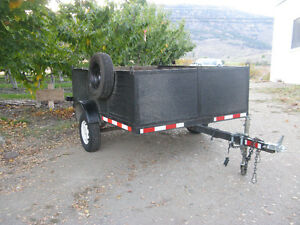 Well Built 2009 U Build Trailer