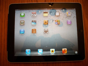 Ipad 32gb cellular, has been reset to factory
