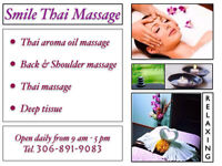 Thai Massage Service by Thai Lady