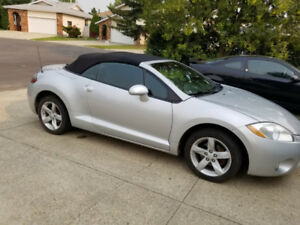 2008 Mitsubishi Eclipse Spyder GS *REDUCED FOR QUICK SELL