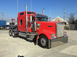 2001 Kenworth W900L  6NZ Cat