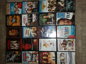 For sale or trade.....40 dvds