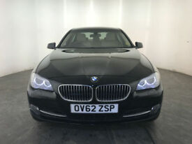 2012 62 BMW 520D SE DIESEL 1 OWNER BMW SERVICE HISTORY FINANCE PX WELCOME