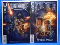 Bande Dessinée The Star Wars Dark Horse 8 numéro