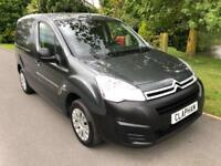 2016 16 CITREON BERLINGO ENTERPRISE 1.6HDI L1 GREY ANY UK DELIVERY