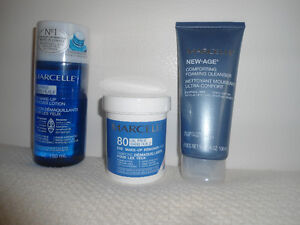 Three Marcelle Cleansers