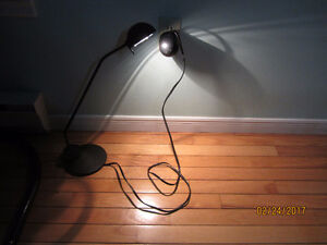 Black Desk/Table Lamp. Works great.