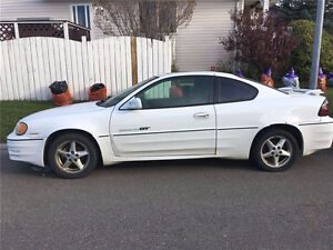 2000 Pontiac Grand Am GT1 Coupe (2 door)