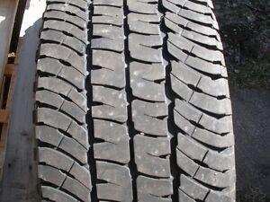 LT275/70R18 Michelin LTX