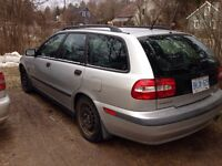 2001 Volvo V40 Turbo Certified Etested in amazing shape