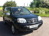 Nissan X-Trail 2.2dCi 136 4x2 2005 SE LOW MILEAGE 115,000 , 6 SPEED LONG MOT